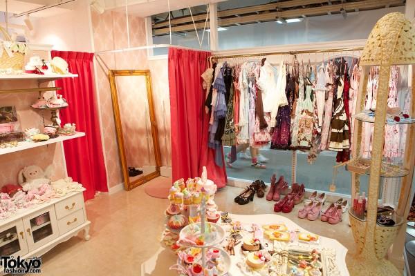 Maison de Julietta Harajuku Lolita Salon (1)