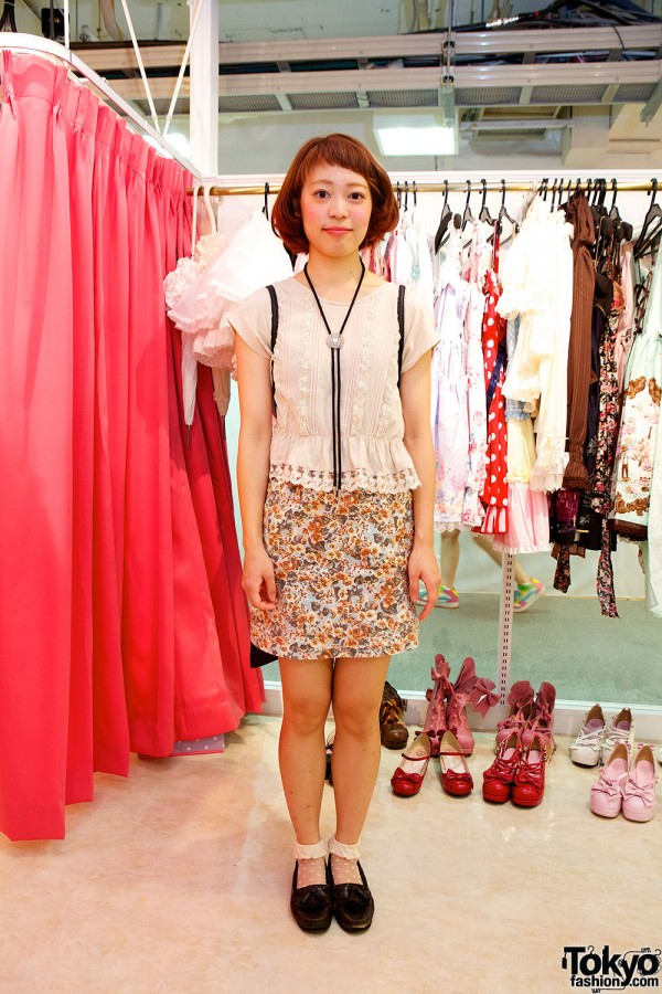 Maison de Julietta Harajuku Lolita Salon (6)