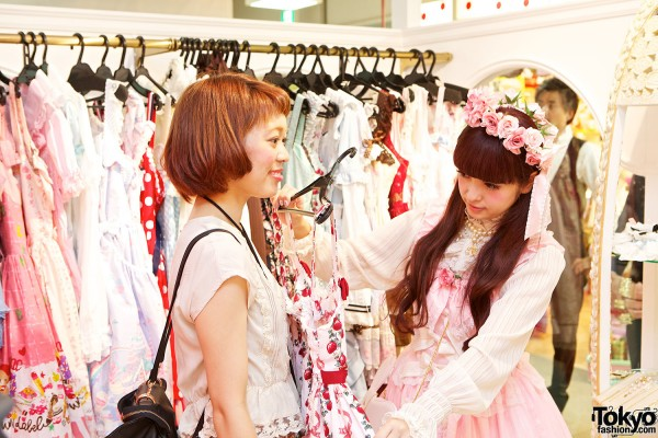 Maison de Julietta Harajuku Lolita Salon (7)