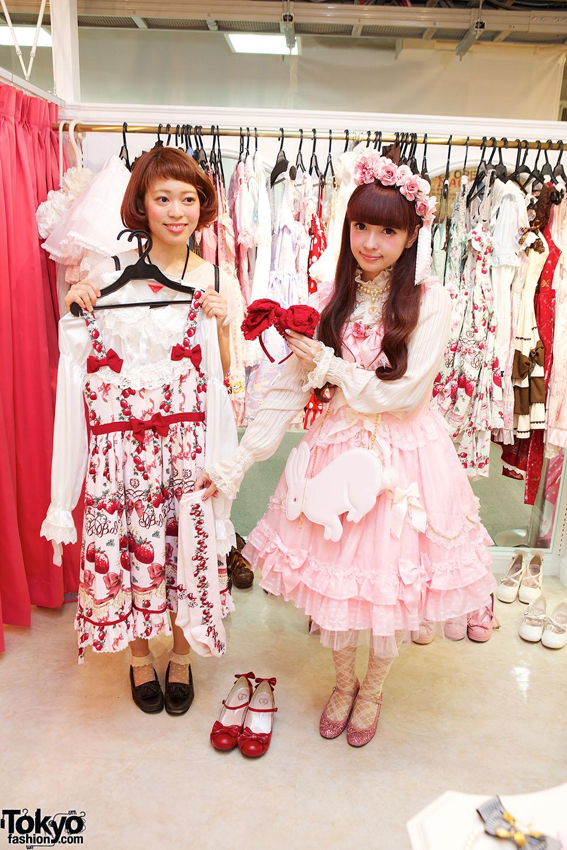 Maison de Julietta Harajuku Lolita Salon (10)