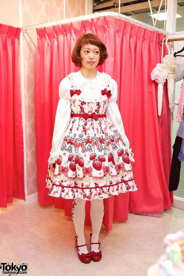 Maison de Julietta Harajuku Lolita Salon (11)