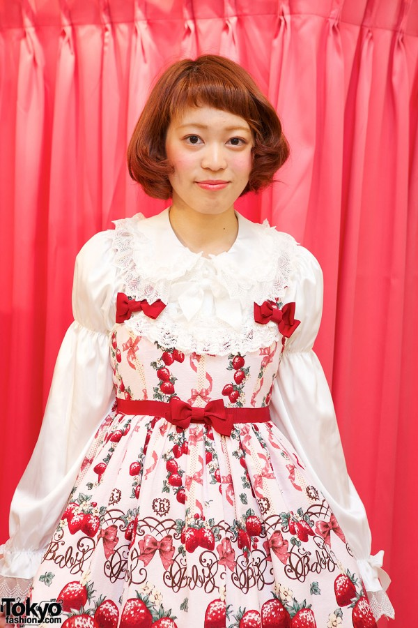 Maison de Julietta Harajuku Lolita Salon (12)