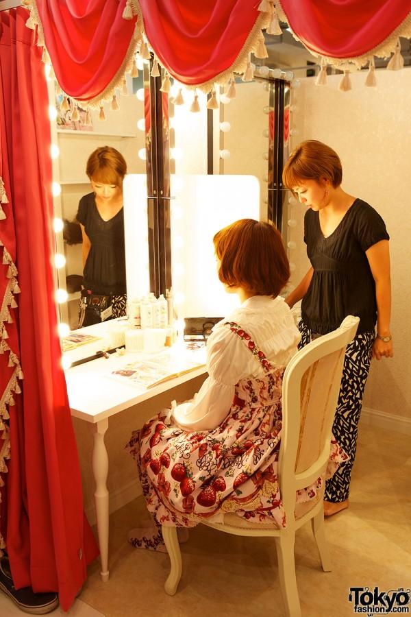 Maison de Julietta Harajuku Lolita Salon (13)