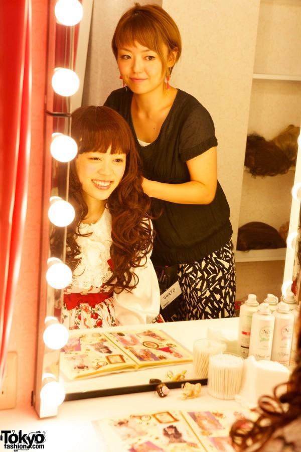 Maison de Julietta Harajuku Lolita Salon (16)