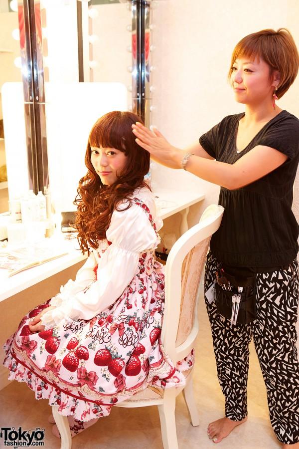 Maison de Julietta Harajuku Lolita Salon (17)
