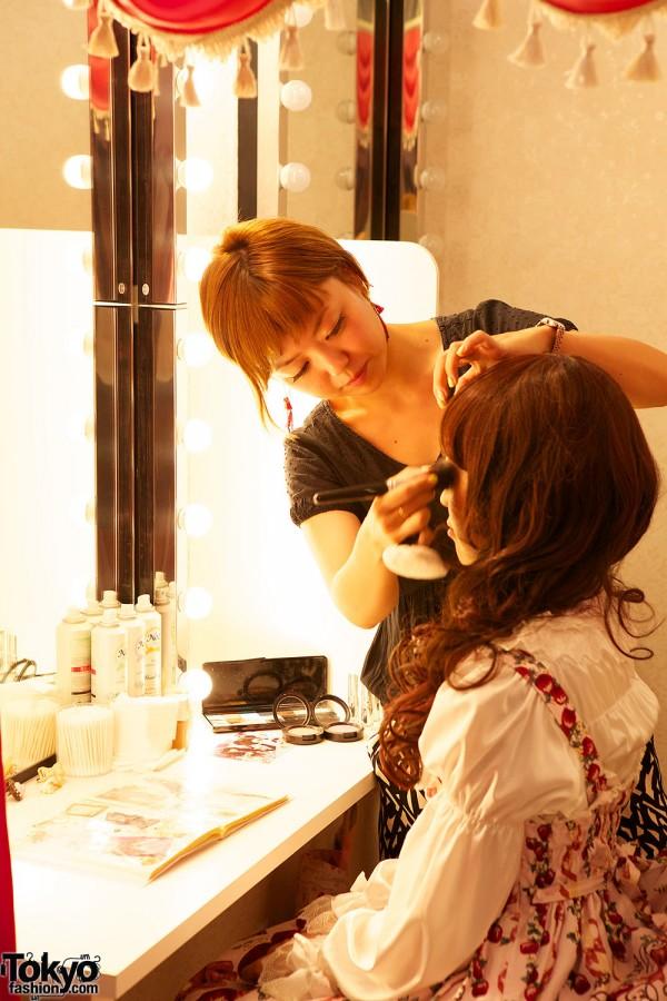 Maison de Julietta Harajuku Lolita Salon (19)