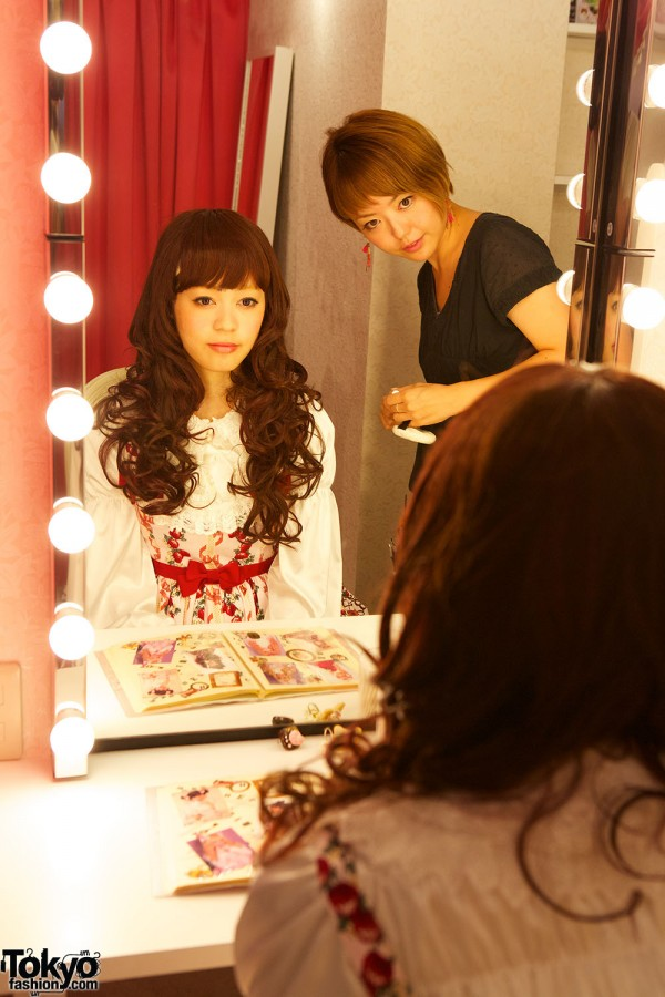 Maison de Julietta Harajuku Lolita Salon (21)