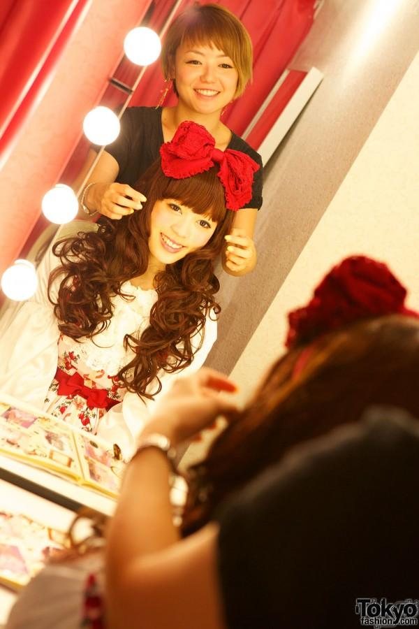 Maison de Julietta Harajuku Lolita Salon (22)