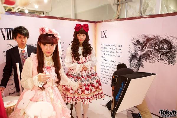 Maison de Julietta Harajuku Lolita Salon (24)