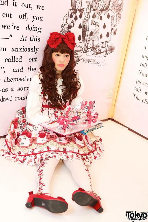 Maison de Julietta Harajuku Lolita Salon (26)