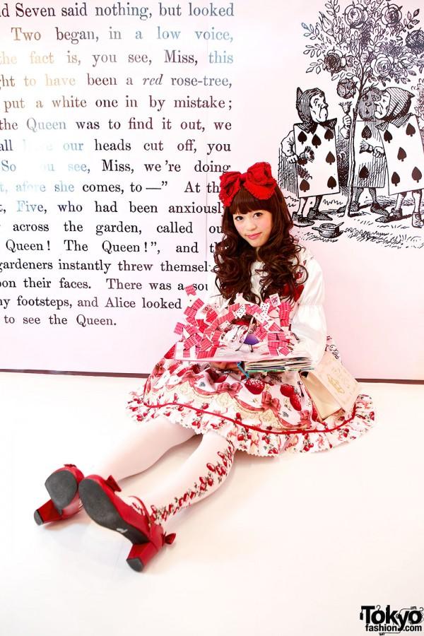 Maison de Julietta Harajuku Lolita Salon (28)