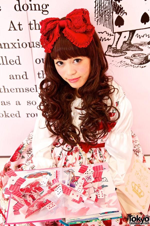 Maison de Julietta Harajuku Lolita Salon (29)