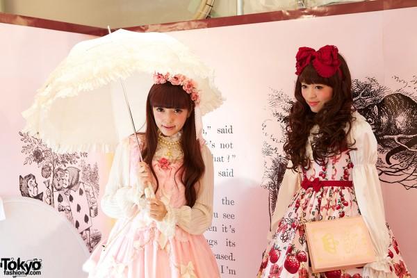 Maison de Julietta Harajuku Lolita Salon (30)