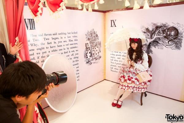 Maison de Julietta Harajuku Lolita Salon (31)