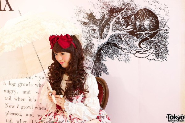 Maison de Julietta Harajuku Lolita Salon (32)