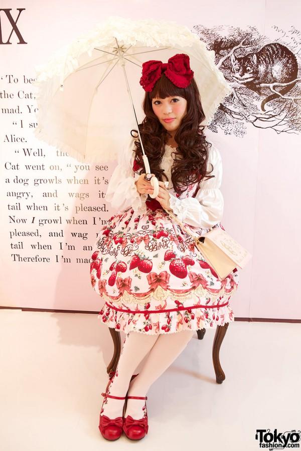 Maison de Julietta Harajuku Lolita Salon (33)
