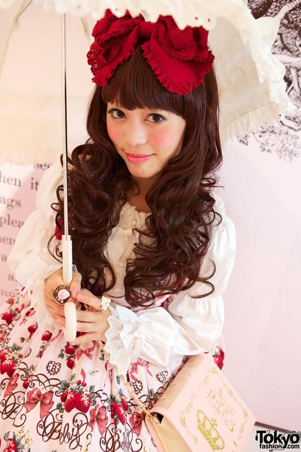 Maison de Julietta Harajuku Lolita Salon (34)