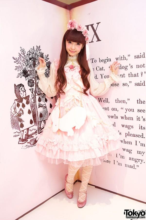 Maison de Julietta Harajuku Lolita Salon (38)