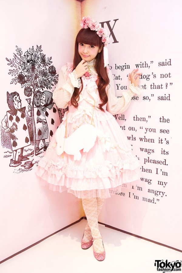 Maison de Julietta Harajuku Lolita Salon (39)