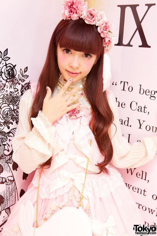 Maison de Julietta Harajuku Lolita Salon (40)