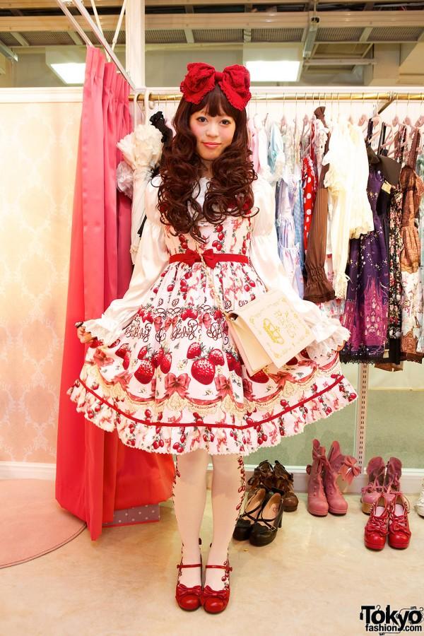 Maison de Julietta Harajuku Lolita Salon (42)