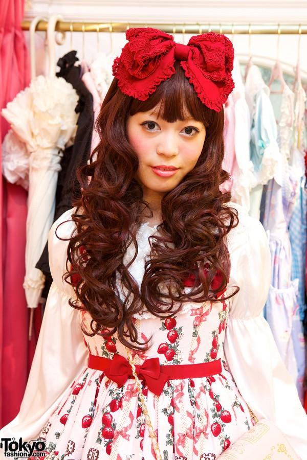 Maison de Julietta Harajuku Lolita Salon (43)