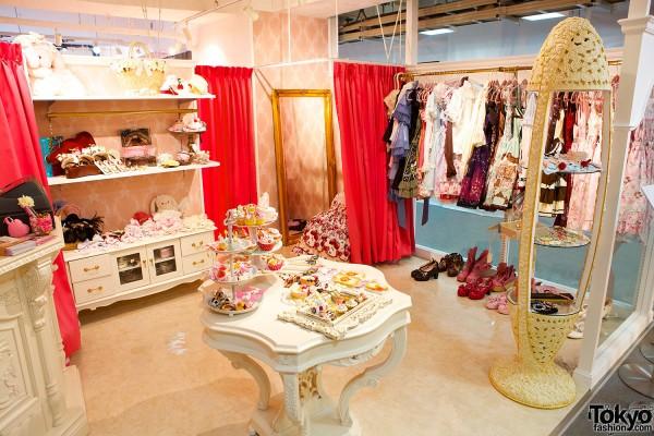 Maison de Julietta Harajuku Lolita Salon (57)