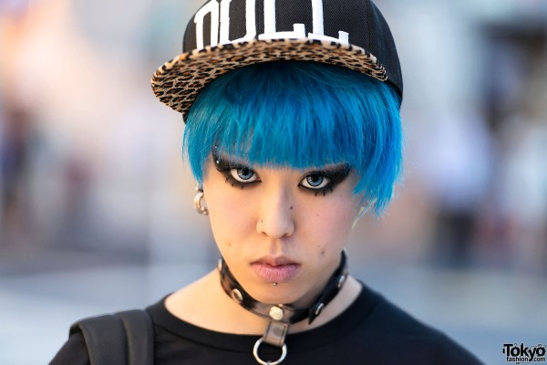 Maho w/ Nikki Lipstick Doll Cap