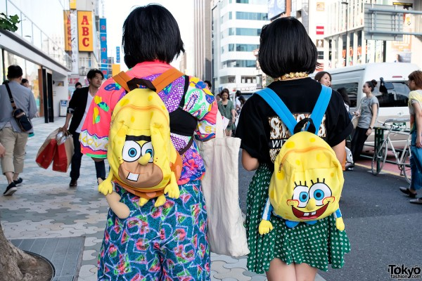SpongeBob Squarepants Backpacks