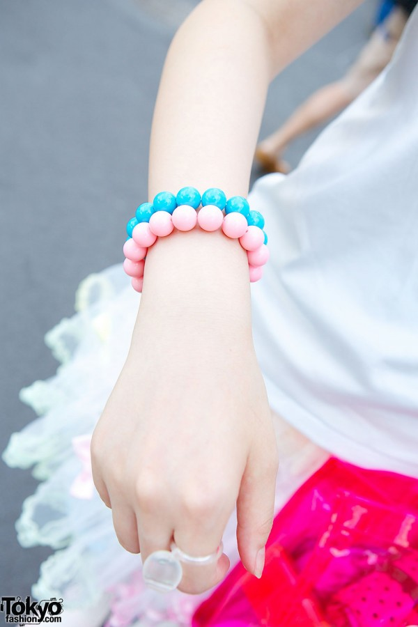 Pastel Beads Bracelets