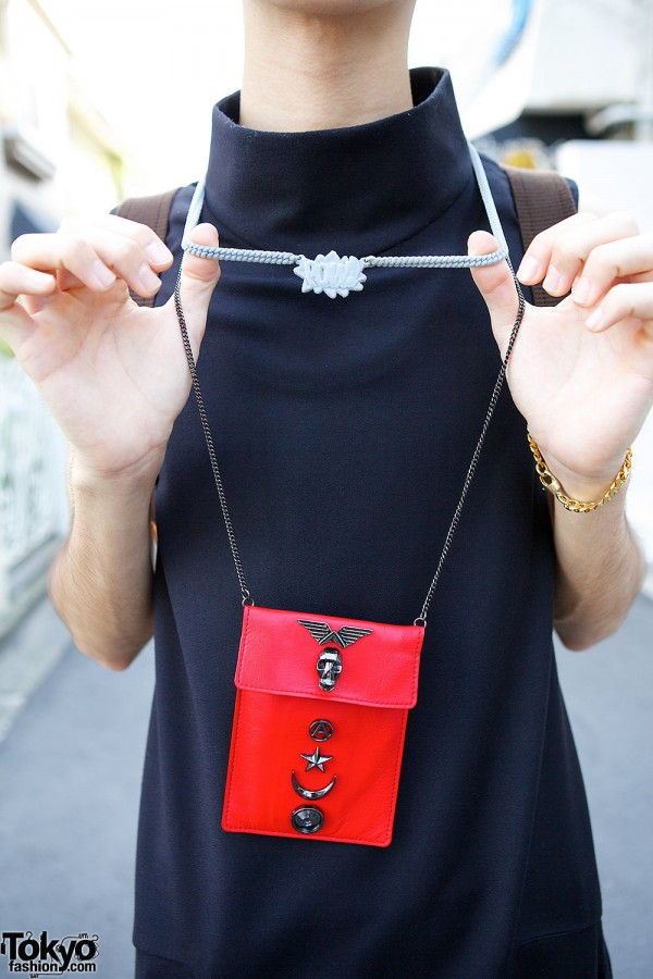 Ambush POW Necklace in Harajuku