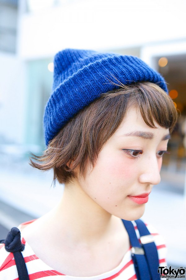 Cute Short Harajuku Hairstyle