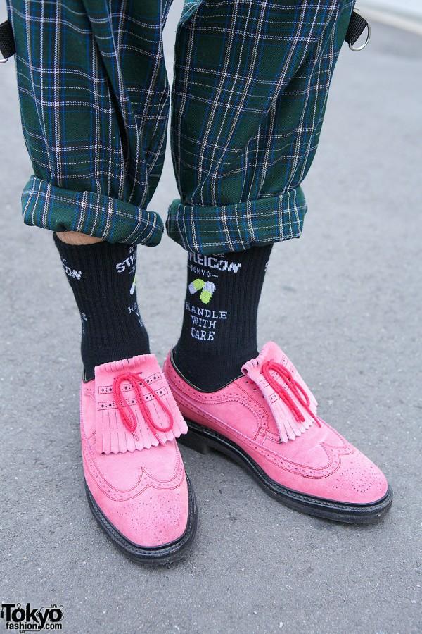 Regal x Phenomenon Pink Shoes