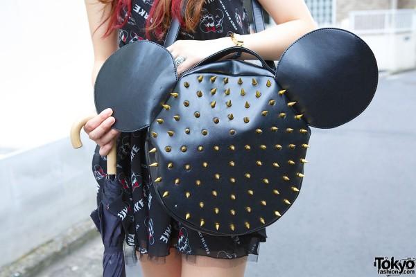 Glad News Spiked Mouse Bag