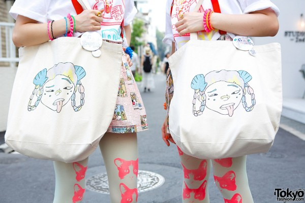 Lactose Intoler-art Bags