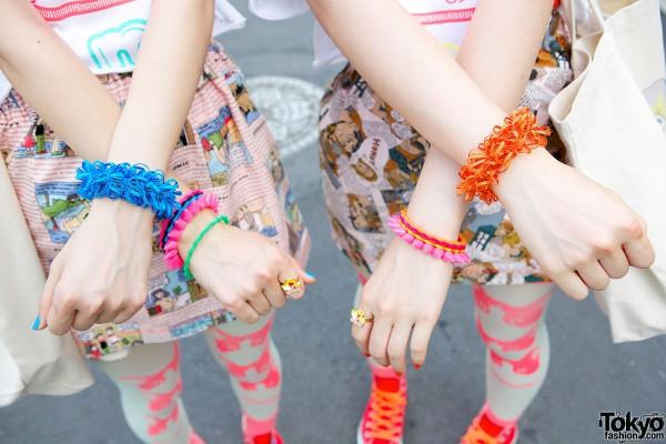 Melon Bracelets