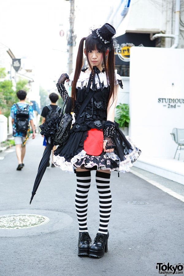 HANGRY&ANGRY Gothic Lolita Dress