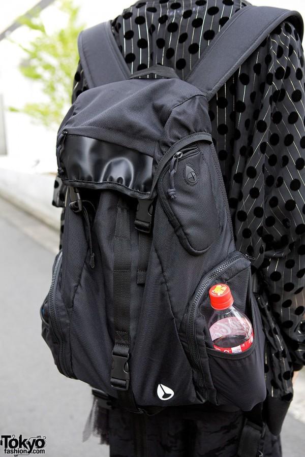 Nixon Backpack in Harajuku
