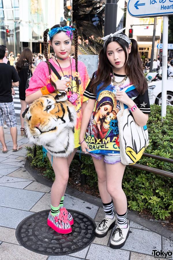 Harajuku Sisters