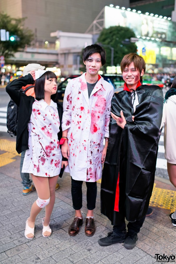 Halloween in Japan - Shibuya (2)