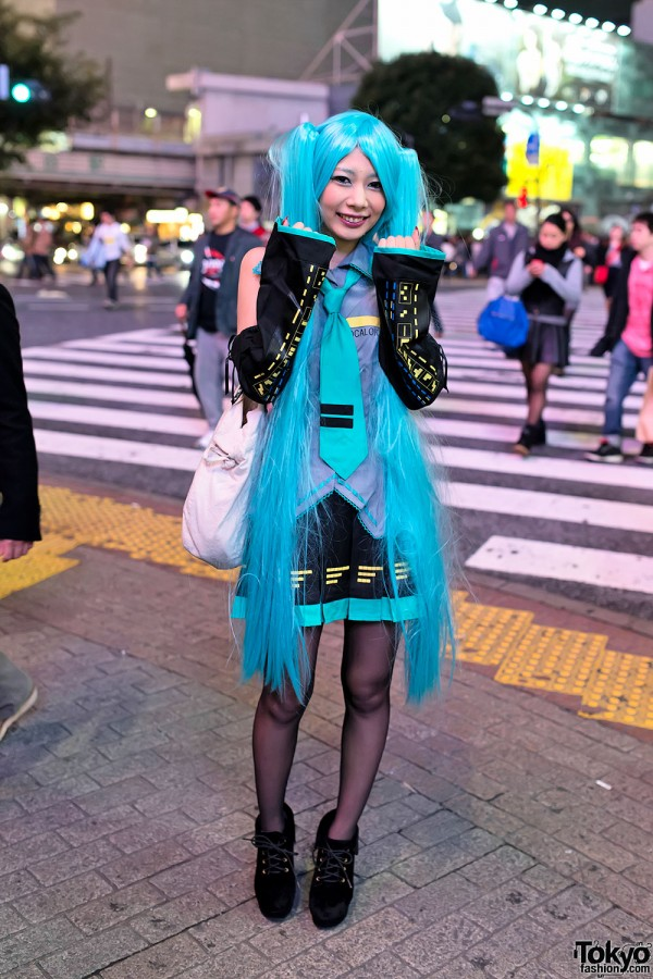 Halloween in Japan - Shibuya (4)