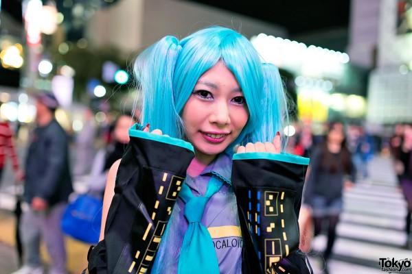 Halloween in Japan - Shibuya (5)