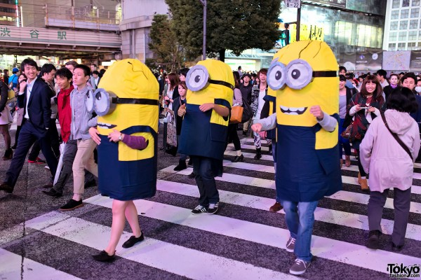 Halloween in Japan - Shibuya (8)