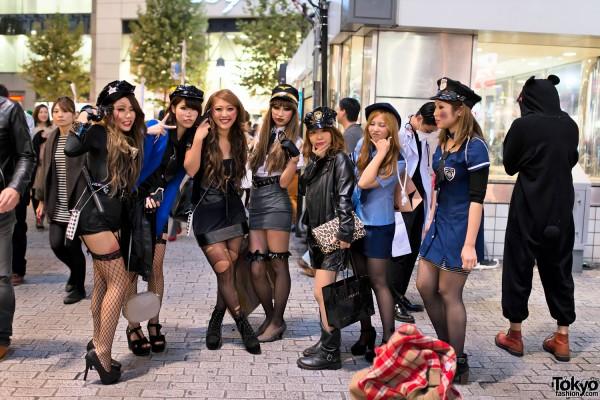 Halloween in Japan - Shibuya (11)