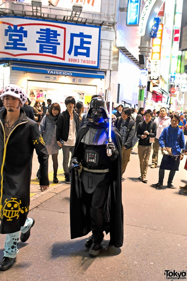 Halloween in Japan - Shibuya (13)