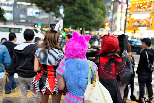 Halloween in Japan - Shibuya (15)