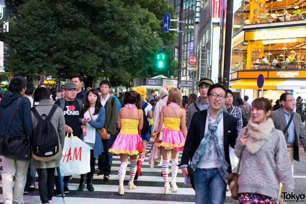Halloween in Japan - Shibuya (16)