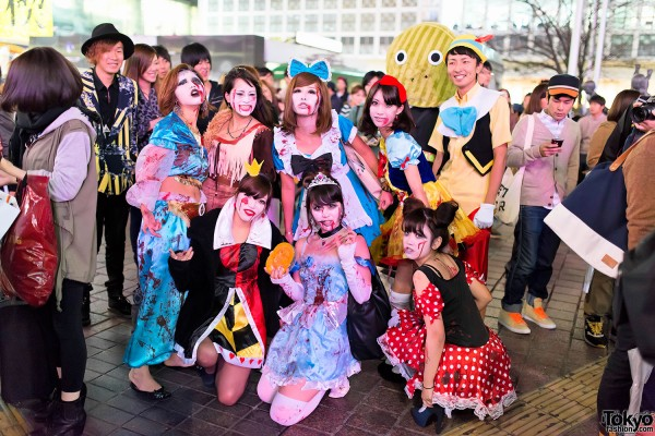 Halloween in Japan - Shibuya (17)