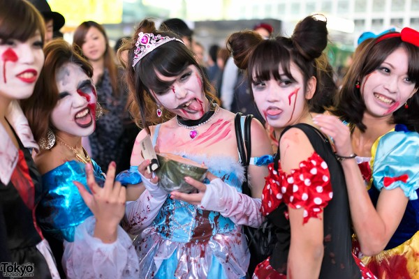Halloween in Japan - Shibuya (18)