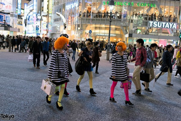 Halloween in Japan - Shibuya (19)